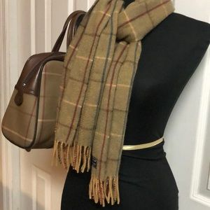 Burberry of London Vintage Scarf